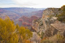 Free Grand Canyon At Sunrise Royalty Free Stock Images - 19547869