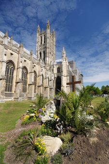 Free Canterbury Cathedral Stock Photo - 19548450