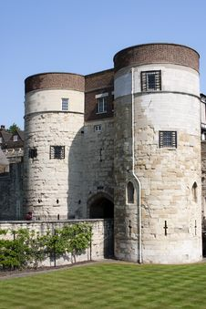 Free Tower Of London Royalty Free Stock Photography - 19548627