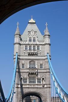 Free Tower Bridge London Royalty Free Stock Photography - 19548647