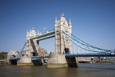 Free Tower Bridge Royalty Free Stock Images - 19548659
