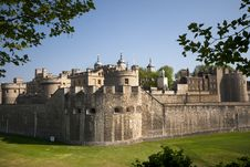 Free Tower Of London Royalty Free Stock Images - 19548669