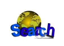 Free Global Search Stock Images - 19548944