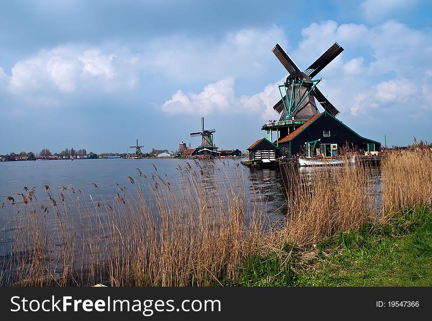Windmills .