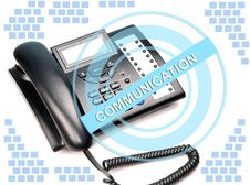 Free Communication Stock Photography - 19551072