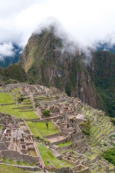 Free Machu Picchu Stock Image - 19552631