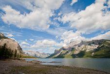 Free Lake Royalty Free Stock Photo - 19555785