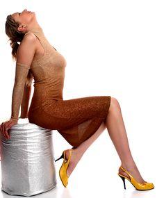 Free Woman Stock Image - 19556931