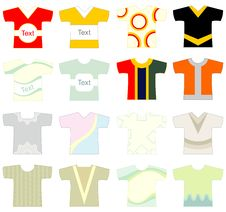 Free Shirts Royalty Free Stock Photos - 19557148