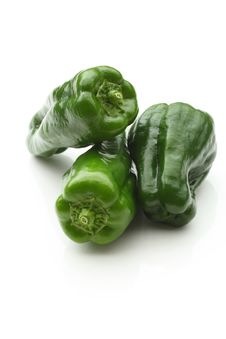 Free Green Pepper Stock Photos - 19557613
