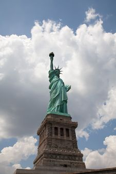 Free Statue Of Liberty Stock Photos - 19558093