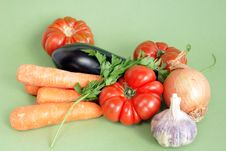 Free Vegetables Stock Photo - 19558190
