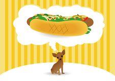 Free Hot Dog Royalty Free Stock Photos - 19558228