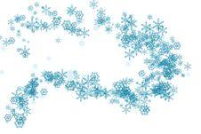 Free Snowflakes. Stock Photography - 19558962