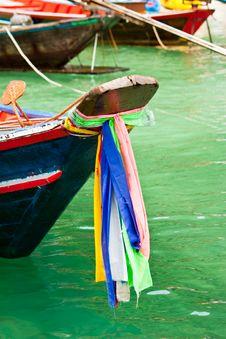 Free Thai Boat Stock Photos - 19559013