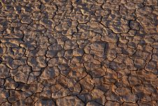Free Cracked Dry Desert Floor Stock Photo - 19559310