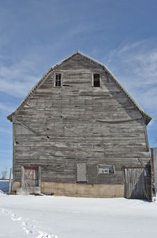 Free Wisconsin Barn Royalty Free Stock Photography - 19559327