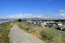 Free Christchurch Coastline Stock Images - 19559844
