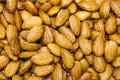 Free Almonds In Honey Royalty Free Stock Image - 19567376