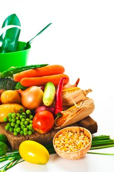 Free Vegetables Stock Photo - 19560690