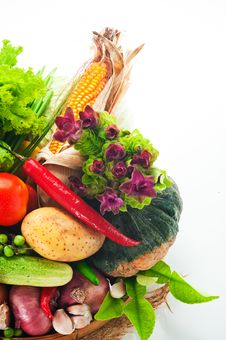 Free Vegetables Royalty Free Stock Image - 19560786