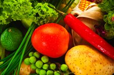 Free Vegetables Stock Image - 19560841