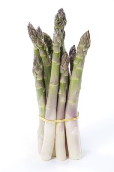 Free Asparagus Royalty Free Stock Photography - 19561297