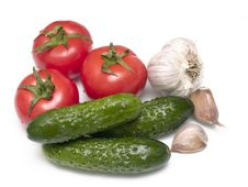 Free Vegetables Royalty Free Stock Image - 19566366