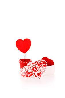 Free Valentine Heart. Stock Photos - 19566713
