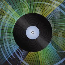 Free Grunge Record Stock Photos - 19566963