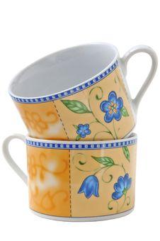 Free Tea Cups Stock Image - 19568251