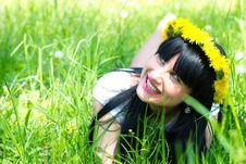 Free Beautiful Woman Outdoor Royalty Free Stock Images - 19568419