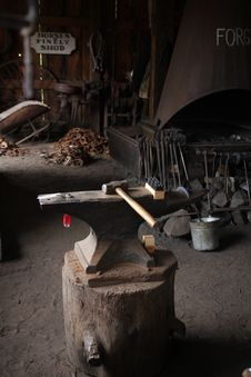 Anvil Stock Photography