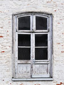Free Old Glass Door In Church Stock Photos - 19568813
