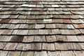 Free Old Worn Shingle Roof Pattern Stock Images - 19571104