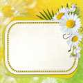 Free Summer Greeting Card Royalty Free Stock Images - 19572339