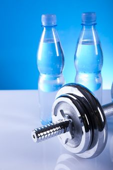 Free Dumbells Stock Photo - 19570780