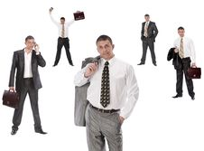 Free Successful Business Of The Man Stock Photography - 19571182
