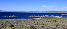 Free Mono Lake Royalty Free Stock Photography - 19571467