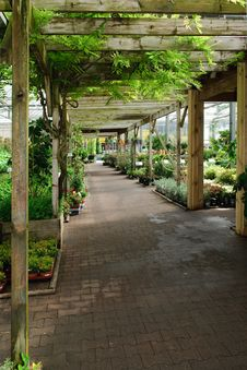 Free Garden Store Royalty Free Stock Photography - 19572197