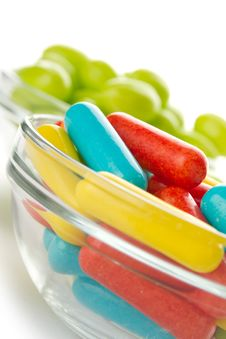 Free Colored Candy Stock Photo - 19572900