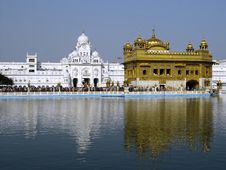 Free Closeup Of The Golden Temple, Amritsar Stock Photography - 19573342