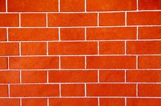 Free Red Brick Wall Stock Photography - 19574242