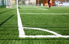 Free Soccer Time Stock Photography - 19574262