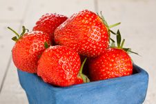 Free Strawberries Stock Images - 19574284