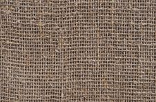 Free Rough Sack Texture Royalty Free Stock Photo - 19574355