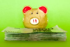 Free Piggy Bank Stock Images - 19574894