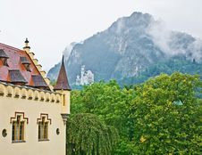 Free Neuschwanstein Castle Royalty Free Stock Images - 19576099