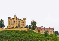 Free Hohenschwangau Castle Stock Image - 19576151