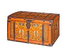 Free Ancient Chest Royalty Free Stock Photo - 19576565